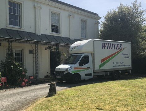 Lorries - Whites Removals & Storage